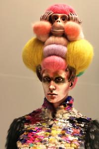fashion design model